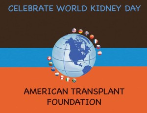 celebrate world kidney day