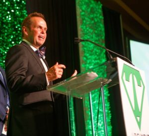 Event Chair Pat Hamill
